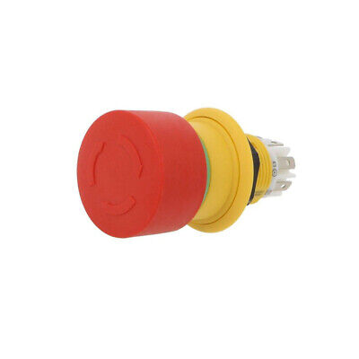 61-6441.4057 Switch: emergency stop Stabl.pos: 2 NC x2 16mm red none Pos: 2 EAO