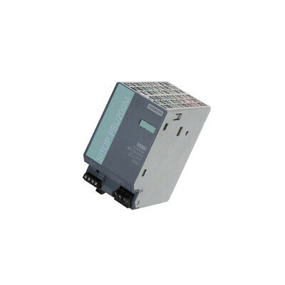 6EP1334-3BA10 Power supply: switched-mode 240W 24VDC 10A Usup: 85-264VAC SIEMENS