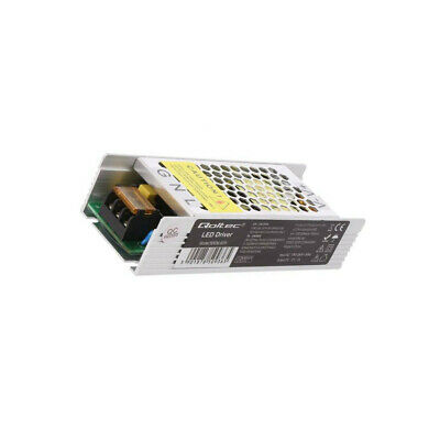 50936 Power supply: switched-mode LED 60W 12VDC 10.8-13.2VDC 5A QOLTEC