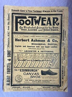 FOOTWEAR JOURNAL March 10th 1904