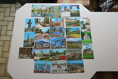 23 ASSORTED GERMANY POSTCARDS Pre Owned Unused Not Posted.