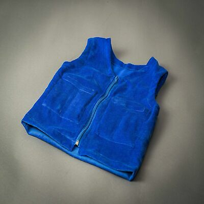 Blue Weighted Therapy Vest