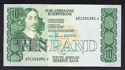 South Africa 10 Rand 1978-93  VF  P. 120,    Banknote, Circulated