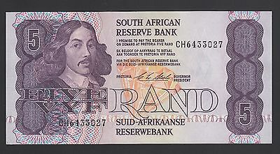 South Africa 5 Rand 1978-94  AU-UNC  P. 119,    Banknote, Uncirculated