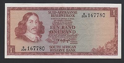 South Africa 1 Rand 1973-75  VF+  P. 116,    Banknote, Circulated