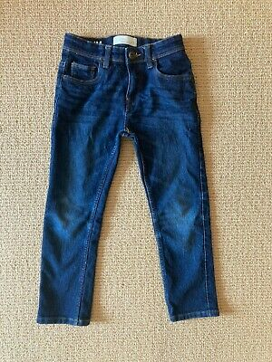 Boy's blue jeans from Matalan Age 6