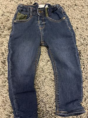 Baby Boys Jeans Age 2-3 Years ZARA