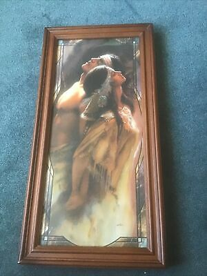 Native American Picture - Love's Eternal Light