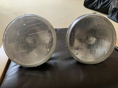 Porsche 928 US Left and Right Headlight Units