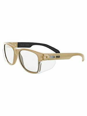 MAGID Y50TNAFC Iconic Y50 Design Series Safety Glasses with Side Shields | AN...