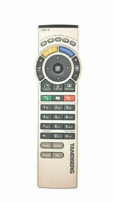 Tandberg TRC4 Remote Control for MPX or EDGE Systems