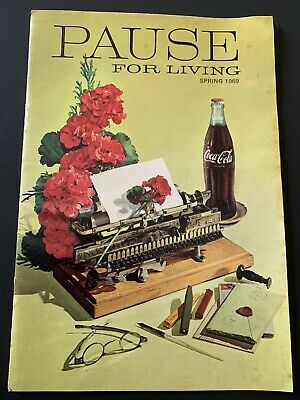 Pause For A Living 1969 Coke A Cola