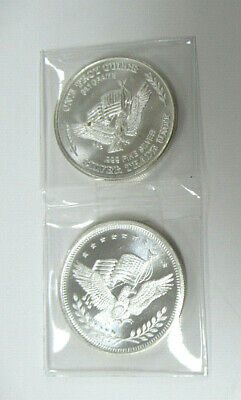 2020 SLEEPING CAT rounds .999 fine silver 1 oz