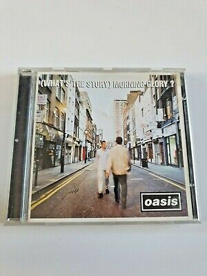 Oasis  -  (What's The Story) Morning Glory?      Cd Album