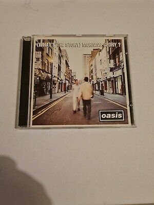 Oasis : (What's the Story) Morning Glory? CD Album 2005