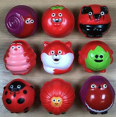 RED NOSE DAY 2021 - Set of 9 noses, new with boxes - £11 ...