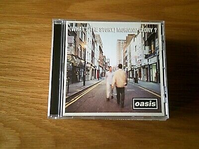 Oasis CD Whats The Story Morning Glory