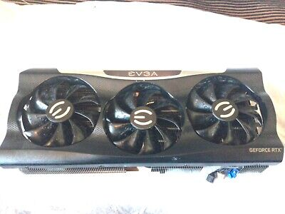 EVGA NVIDIA GeForce RTX 3090 FTW3 ULTRA 24GB GDDR6X Graphics Card COOLER ONLY