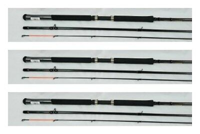 HT PANFISH SPECIAL GRAPHITE PRO CRAPPIE FISHING POLE ROD 8/' PSGP-802