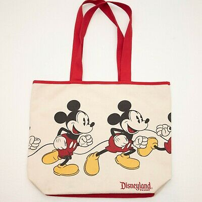 Disney Parks Americana Backpack 4th of July Summer Tote Laugh Love Mickey Mouse