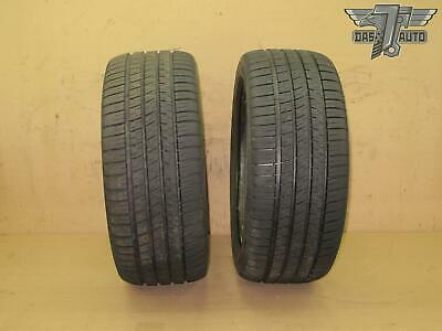 255/40R19 ZR 100Y Used Tire 9-10/32 Michelin Pilot Sport A/S 3 ...
