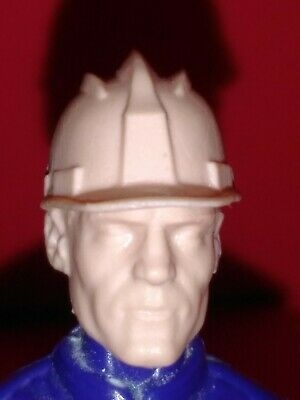 MH062 Cast Action figure head sculpt for use with 1:18th scale GI JOE Military