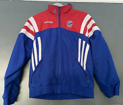BAYERN MUNCHEN ADIDAS Presentation Tracksuit narrow ankle with ...