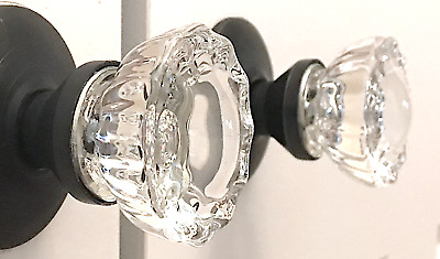 Custom FRENCH DOOR Knob Set-Complete with Best Hardware