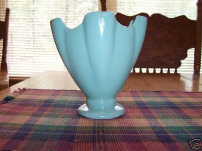 Niloak vase, hard to find, vintage, highly collectible