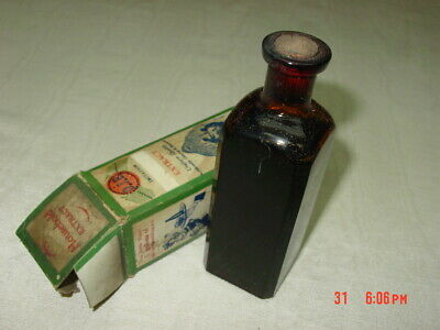 Vintage,Advertising,Household,Extract,Pop,D.J.B.,Soda