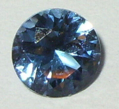 .76ct Valuable Flawless Blue Tanzanite Round Cut