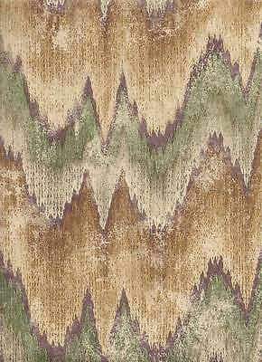 Flamestitch Wallpaper with a Southwestern Flair 5807173