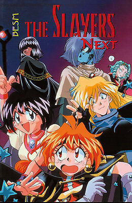 Slayers Next Essential Role-Playing & Reference Guide 2/Episodes/2004 BESM