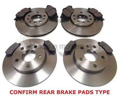 VAUXHALL ZAFIRA  A MK1  98-05  TWO REAR BRAKE DRUMS AND A SET OF BRAKE SHOES