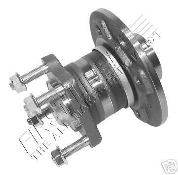 Vauxhall Astra Mk4 Rear Wheel Bearing No Abs 4 Stud