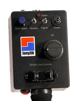 JonyJib ZR3000 ENG Zoom & Motorized Focus Control