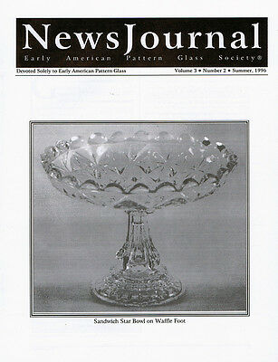 Early American Pattern Glass Society NewsJournal 3-2