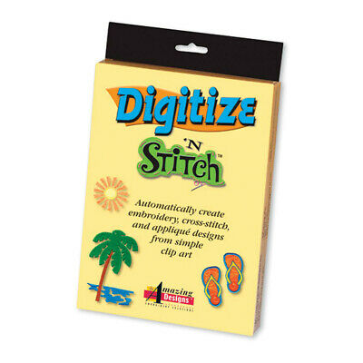 Digitize N Stitch By Amazing Designs