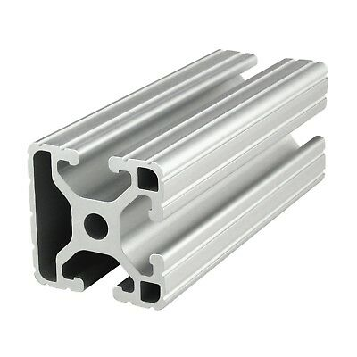 "80/20 Inc 15 Series 1.5"" x 1.5"" Aluminum Extrusion Tri-Slot #1503 x 96.5"" Long N"