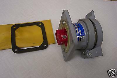 Crouse Hinds Ar321 Arktite Receptacle 30A 600V 2W2P New