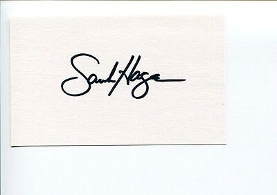 Sarah Hagan Buffy the Vampire Slayer Freaks and Geeks 90210 Signed Autograph