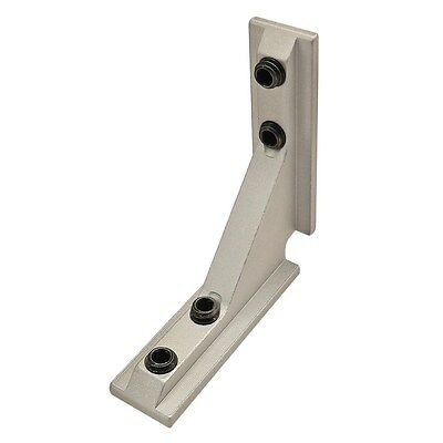 80//20 Inc T-Slot Aluminum 3 Way Triangular Corner Connector 40 Series #40-4441 N