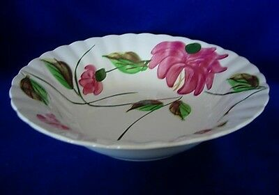 Vintage BLUE RIDGE SOUTHERN POTTERIES #3650 Hand Painted Vegetable Serving Bowl
