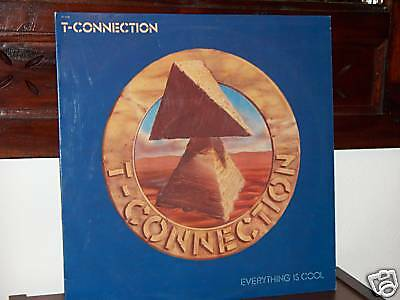 """T-CONNECTION """"Everything is cool"""" 12"""""""