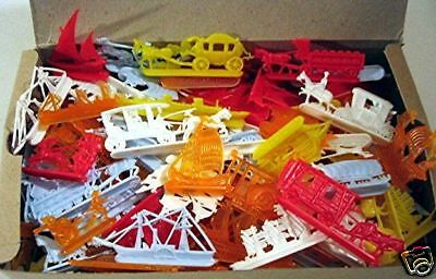 144 Cereal Premium Great Parade of Transportation Toys