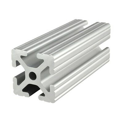 "80/20 Inc 15 Series 1.5"" x 1.5"" Aluminum Extrusion Part #1515 x 12"" Long N"