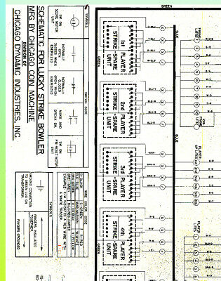 tekken 4 diagram schematic all about repair and wiring collections tekken diagram schematic lucky strike 1958 chicago coin ball bowler schematic tekken diagram schematic
