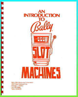 An Introduction to Bally Slot Machines
