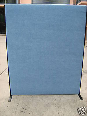 New Office Partition Freestanding Screen Divider-No Gap Underneath*150X150