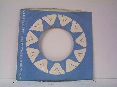 3-ARISTA RECORD COMPANY 45's SLEEVES  LOT #44